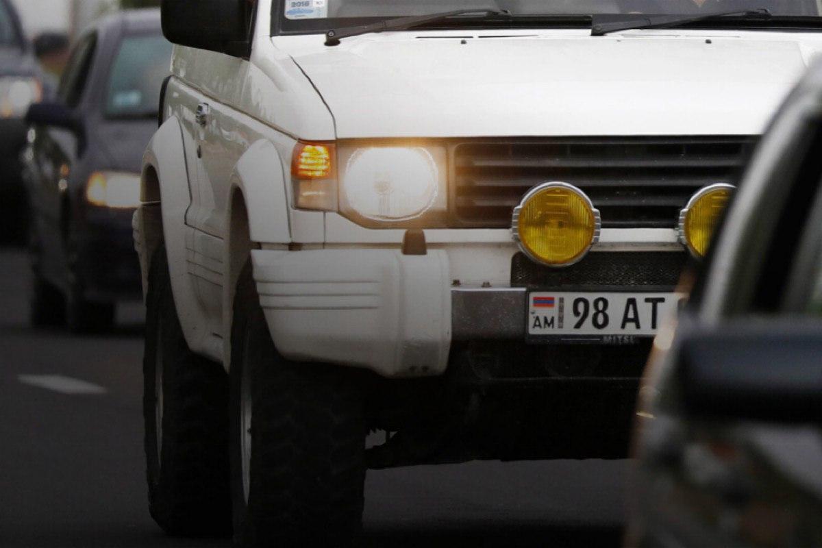 Специально для армян: ГИБДД разъяснила, как ездить на авто с иностранными номерами