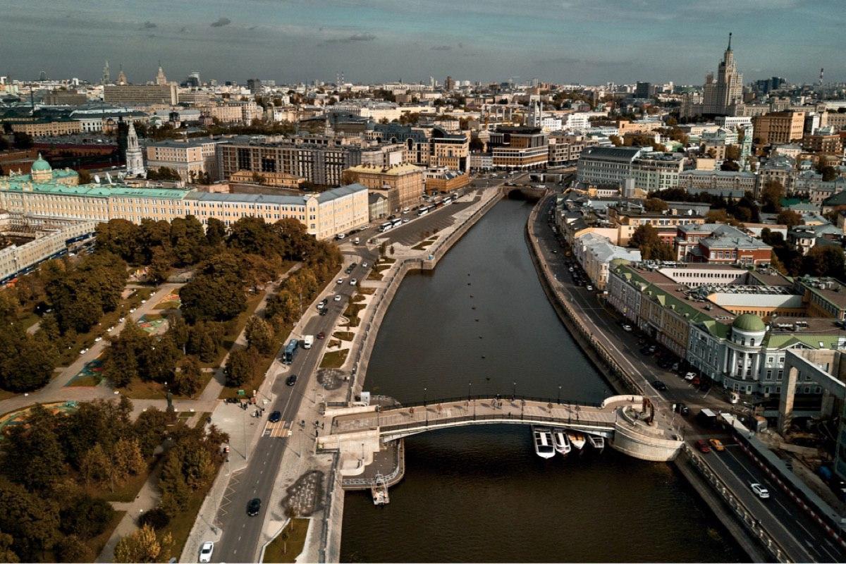 Перекрытие движения в Москве 18 и 19 сентября
