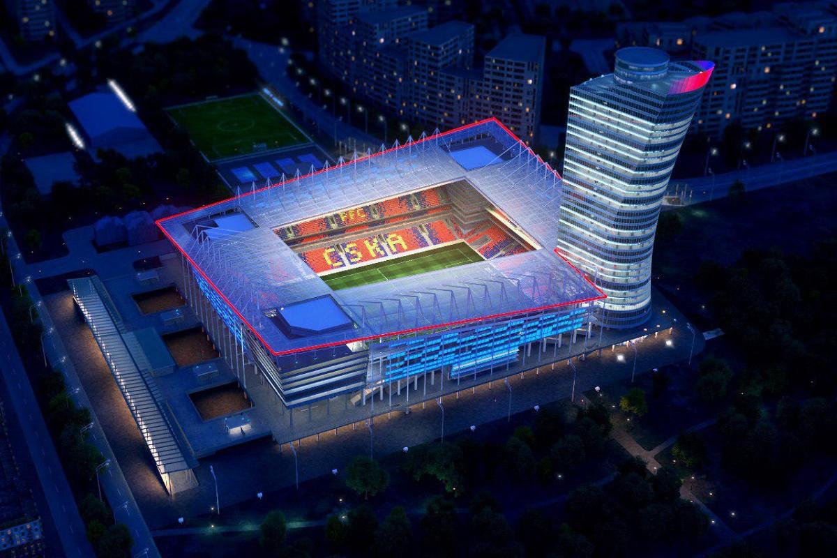 Перекрытия движения 18 октября в Москве в связи с проведением футбольного матча на стадионе «ВЭБ Арена»
