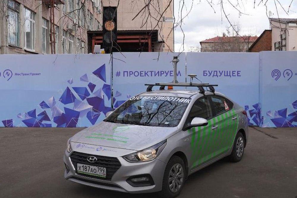 В Москве с успехом используется беспилотный Паркон