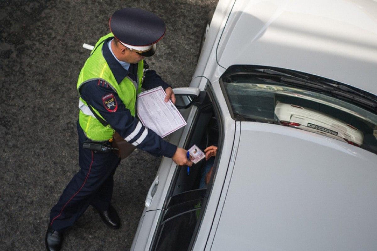 В России будет создана единая база данных обо всех нарушителях ПДД