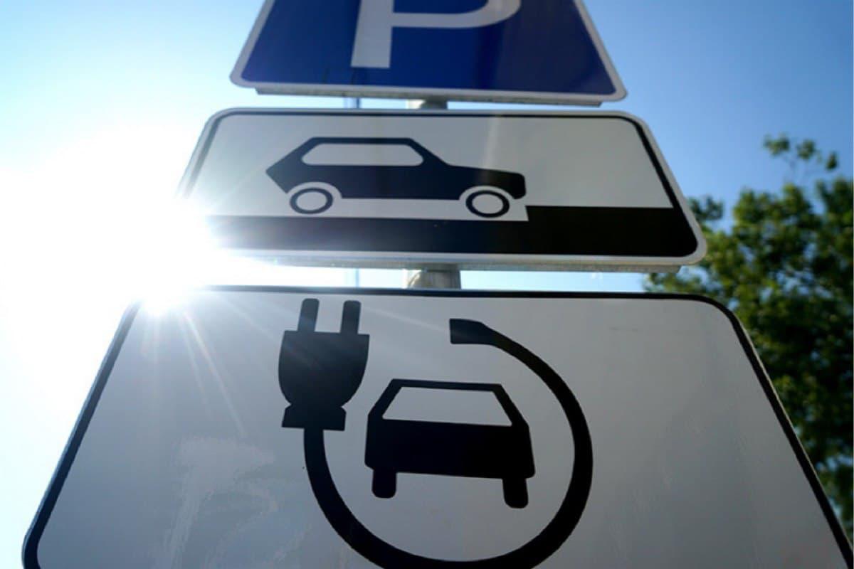 Бесплатные парковки для электромобилей в Москве