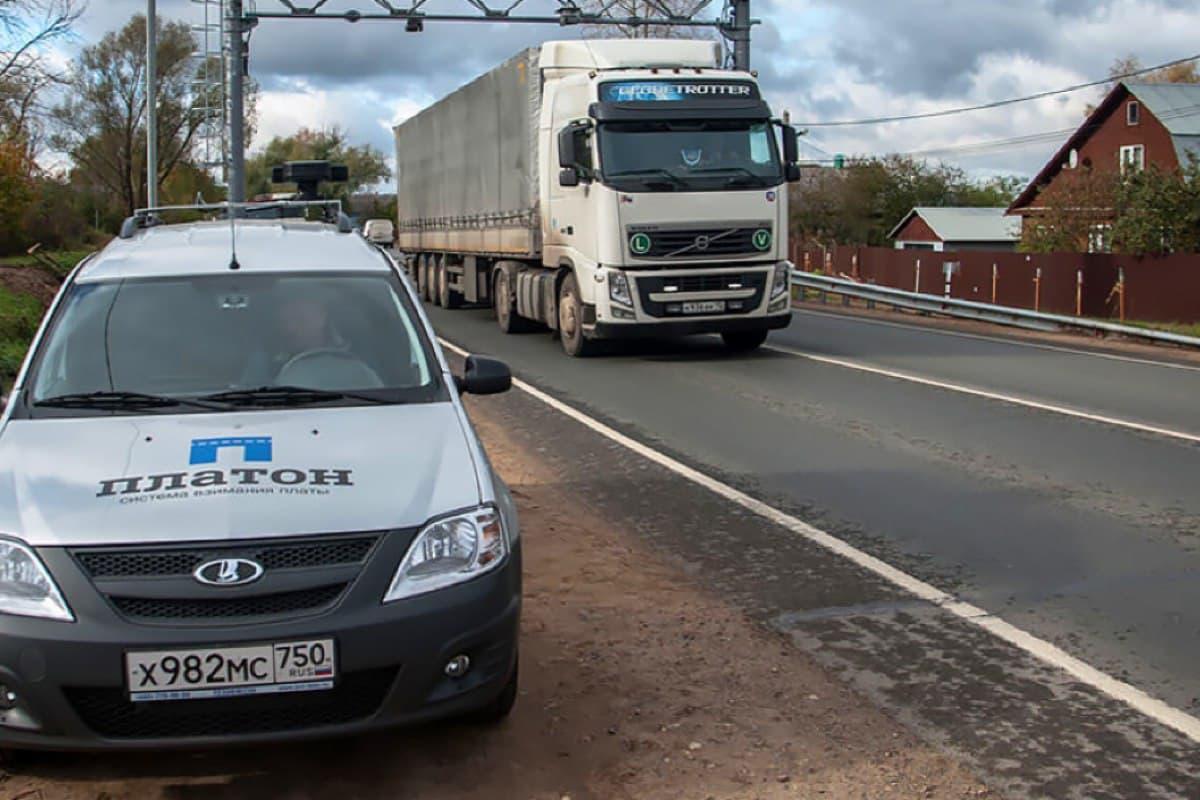«ПЛАТОН» идет по стране:скоро придется платить за проездбольшегрузов по региональным трассам