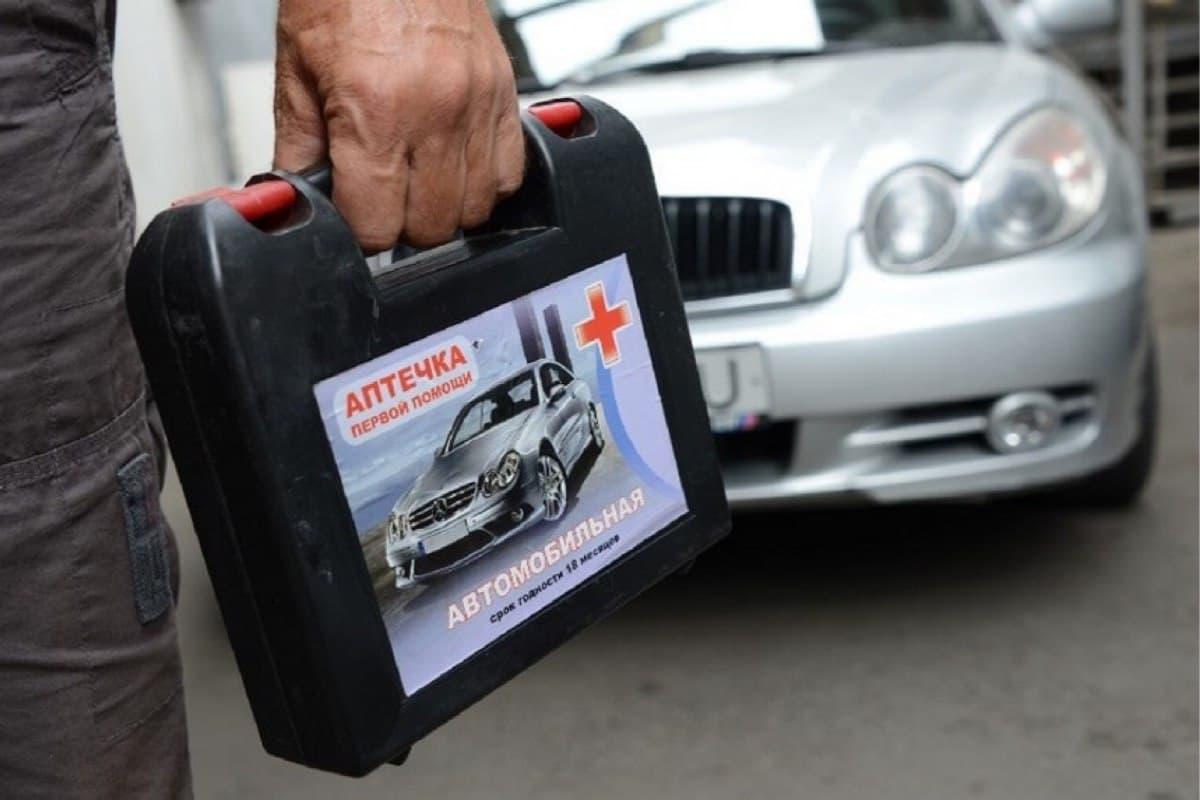 Автомобильные аптечки. Новые требования с 1 января 2021 года