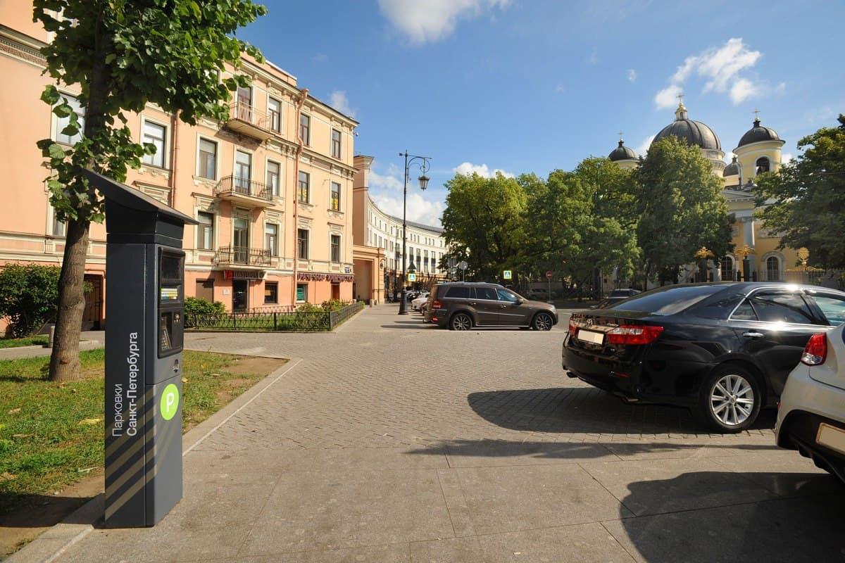 Новые правила взимания штрафов с автомобилистов начнут действовать в Петербурге