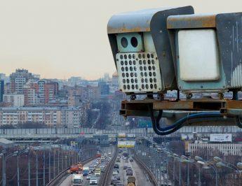Из-за увеличения количества дорожных камер становится все больше штрафов