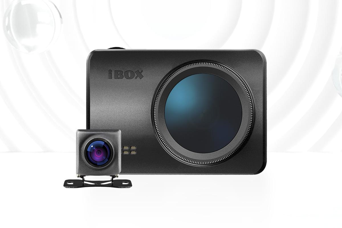 iBOX Представляет iNSPIRE WiFi GPS Dual