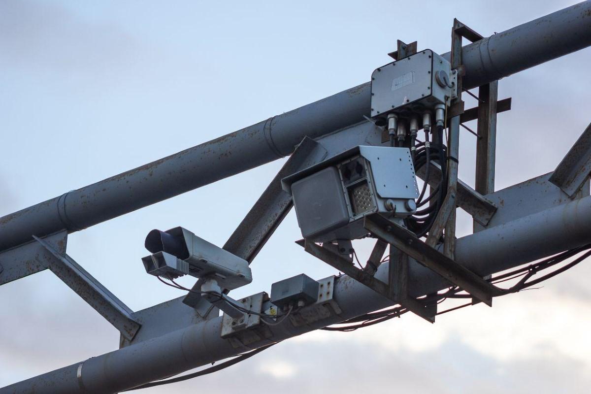 9 новых комплексов фотовидеофиксации установили в Смоленской области в 2020 году