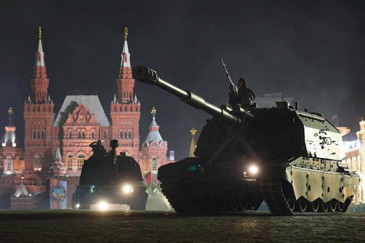 27 апреля ограничат движение транспорта в центре Москвы