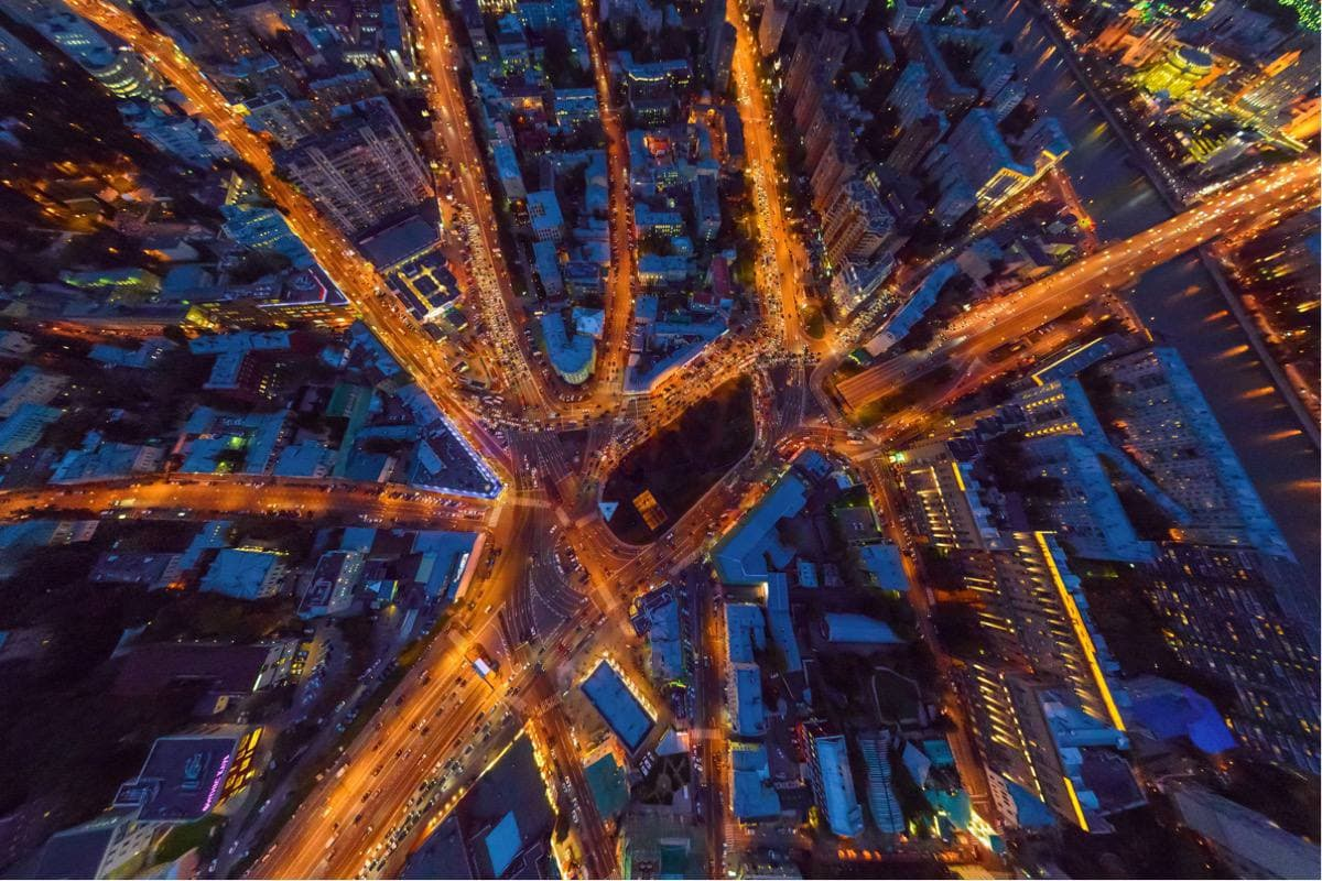 Этим летомв районе Таганской площади в Москве изменится схема движения