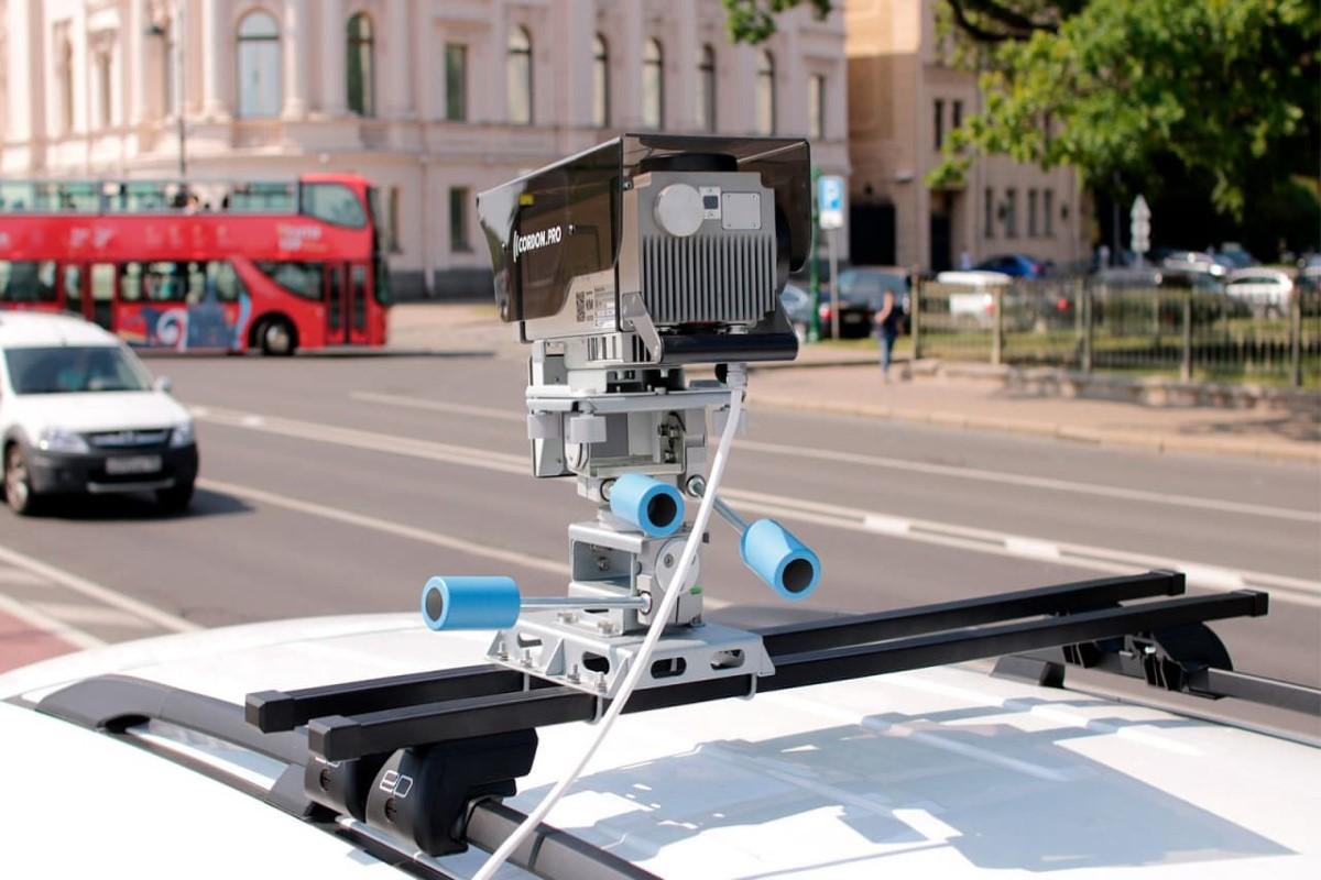 В Санкт-Петербурге появилось 20 новых передвижных комплексов фотовидеофиксации