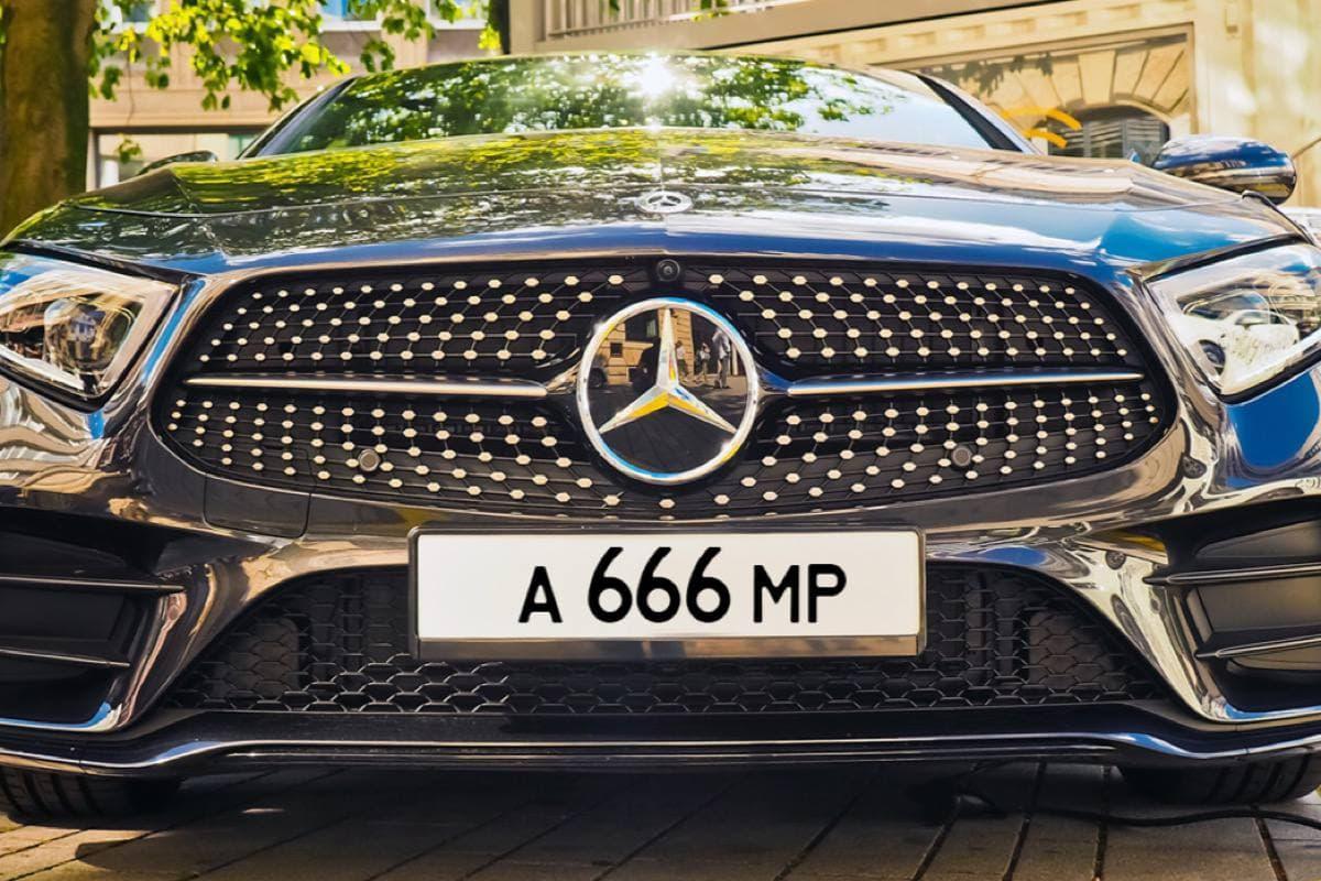 Красота стоит дорого! «Красивые» автомобильные номера можно будет купить только на открытом аукционе