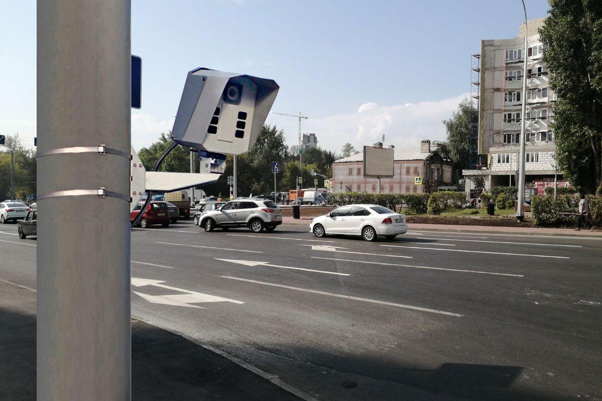 Новые дорожные камеры появятся в Кемеровской области