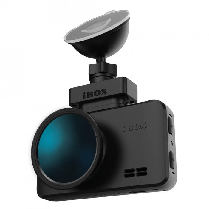 iBOX RoadScan WiFi GPS Dual